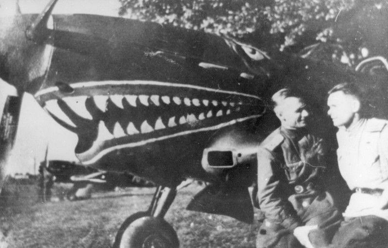 二戰時期最為著名的戰機塗裝:軍用飛機的鯊魚嘴傳說 - 壹讀