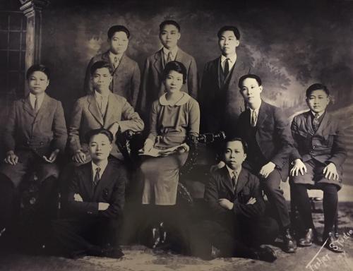 胡適的紅顏知己──李美步與華埠中華第一浸信教會 - 壹讀