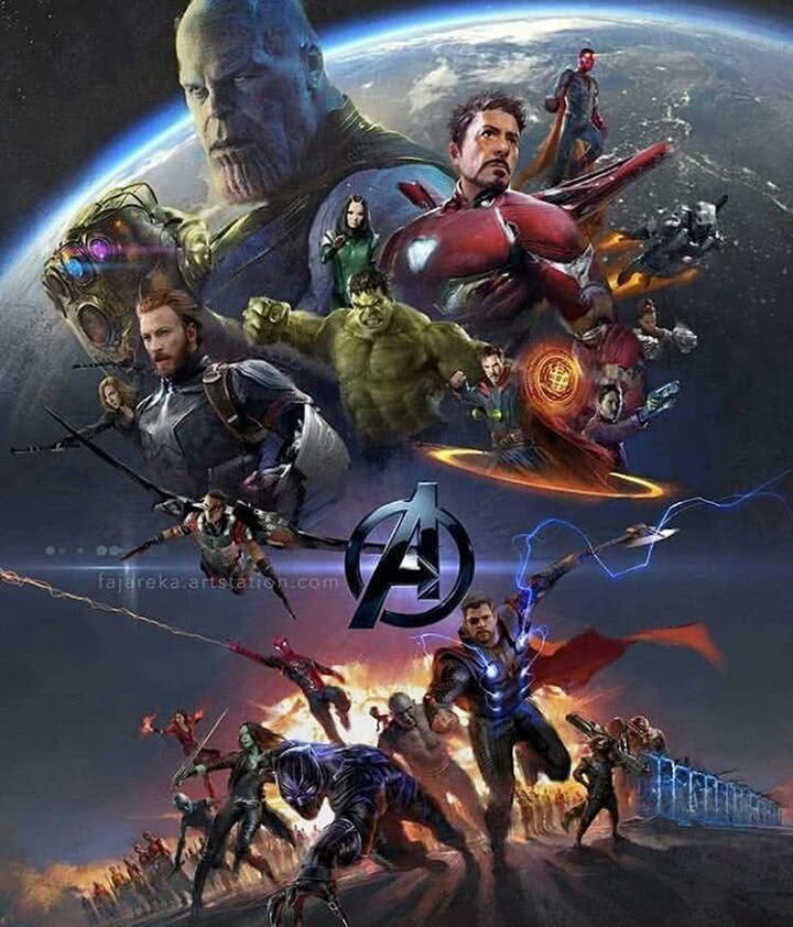 漫威官方發布《復仇者聯盟4:終局之戰》鋼鐵俠等角的新造型海報 - 壹讀