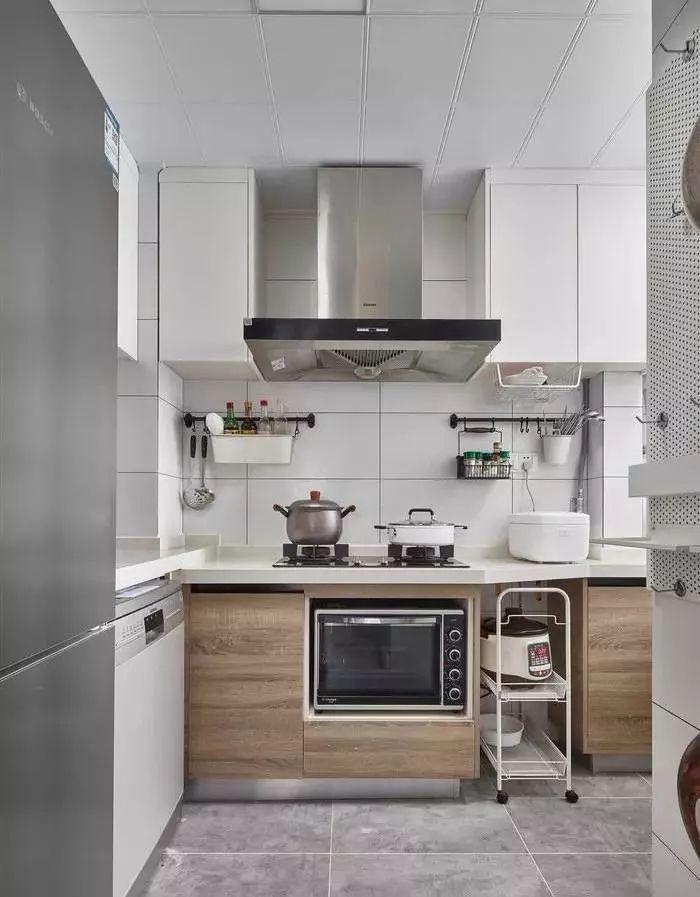 23個最實用的廚房布局方案。你一定要收藏! - 壹讀