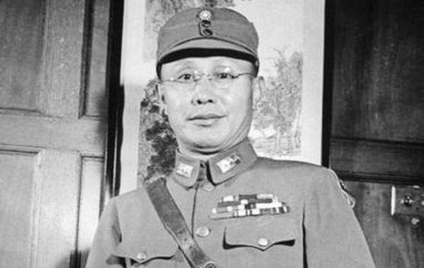 他代表中國接受日本投降。竟然向岡村寧次敬禮。孫子如今卻是富豪 - 壹讀