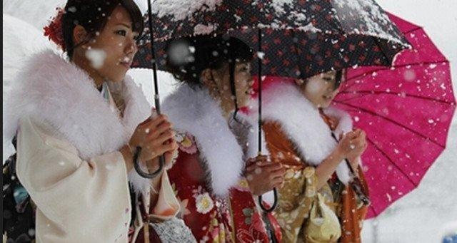 揭秘:日本女孩的成年禮是怎樣的 - 壹讀
