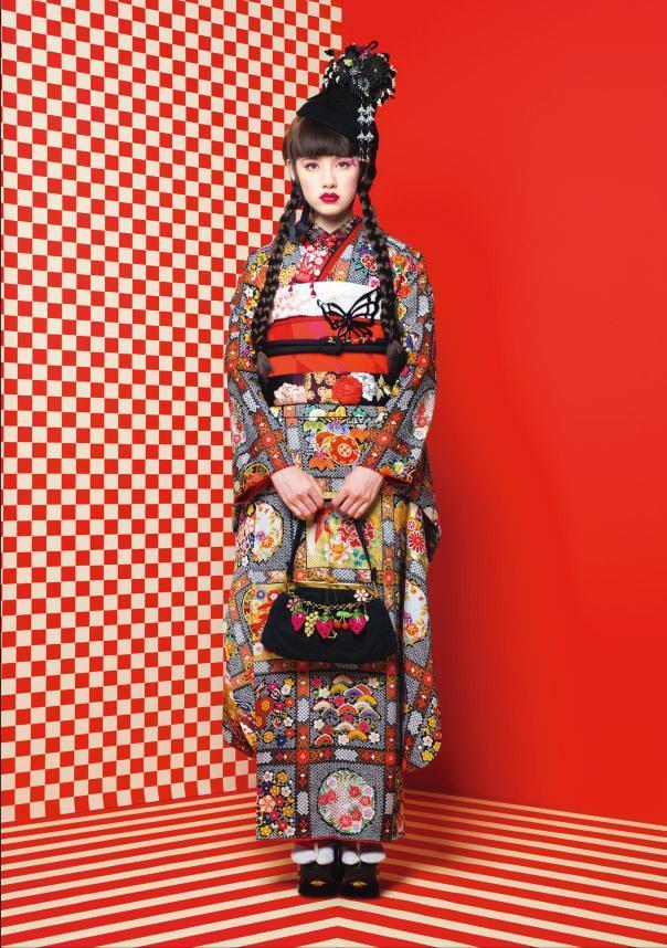日本和服|驚艷的日本特色民族服裝 - 壹讀