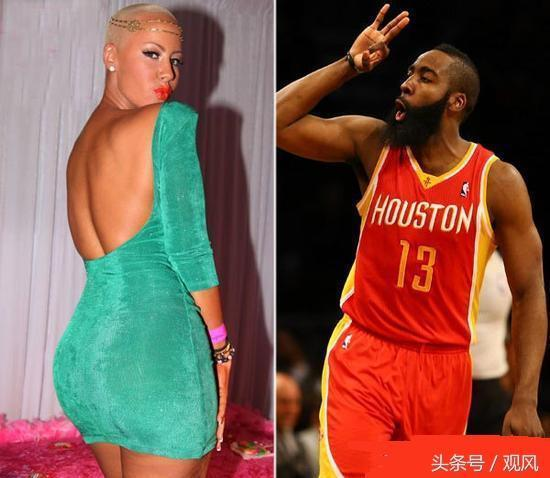 NBA不只有卡戴珊,此女身材完勝且男女通吃 - 壹讀