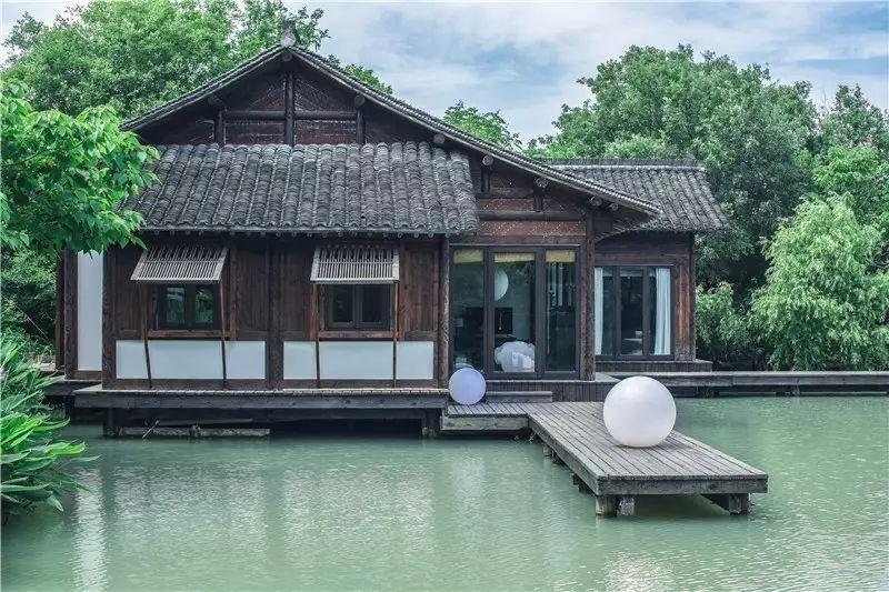 安縵設計師歷時5年驚艷新作,在4萬平方米水域造20間Villa,讓你重見西溪舊時漁隱生活 - 壹讀