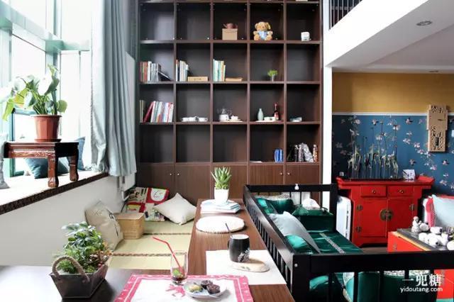 把書房搬到客廳。讓家人愛上閱讀 - 壹讀