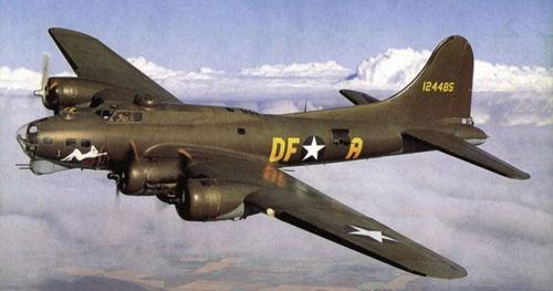二戰美國主力轟炸機盤點 - 壹讀