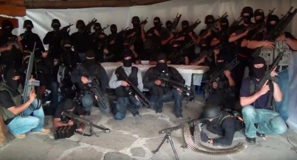 墨西哥毒梟:全球最兇殘的犯罪集團 - 壹讀