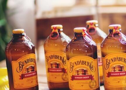 賓得寶薑汁啤酒不含酒精。釀製方法在這裡 - 壹讀