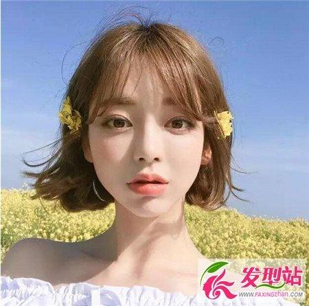 2018年流行什麼髮型 韓式文藝波波短髮 - 壹讀