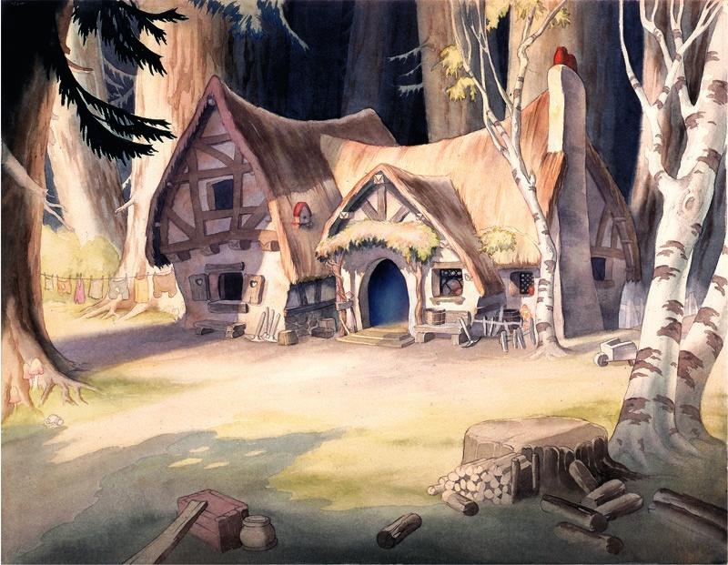 樂高IDEAS的落榜生:七個小矮人之家。就像動畫片一樣 - 壹讀