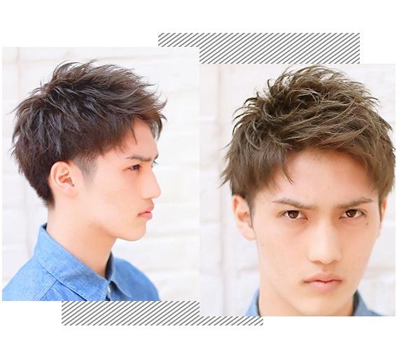 瓜子臉男生選這些髮型能提升顏值 - 壹讀