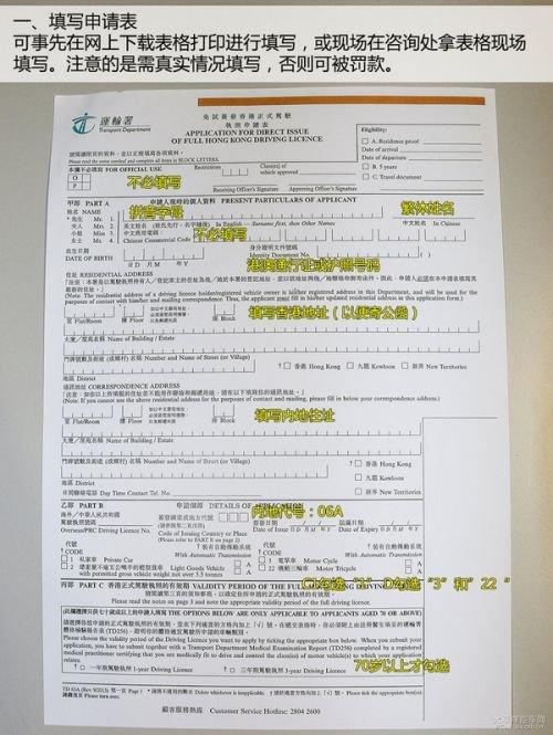 證照手續不用愁 如何換取香港駕駛執照 - 壹讀