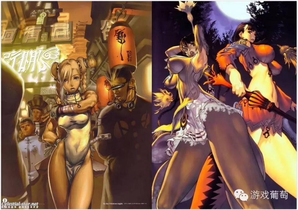 詮釋純正的韓式畫風:《劍靈》《天堂2》美術總監這樣設計角色 - 壹讀