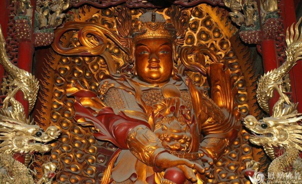 韋陀菩薩的降魔杵原來有這麼多暗示 - 壹讀