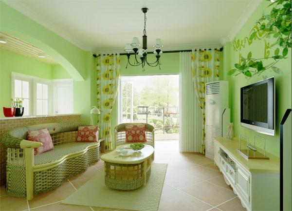 地板和牆壁顏色怎麼搭配? - 壹讀