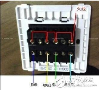 牆壁開關怎麼接線_牆壁開關插座安裝圖解_燈單開關接插座接線圖 - 壹讀