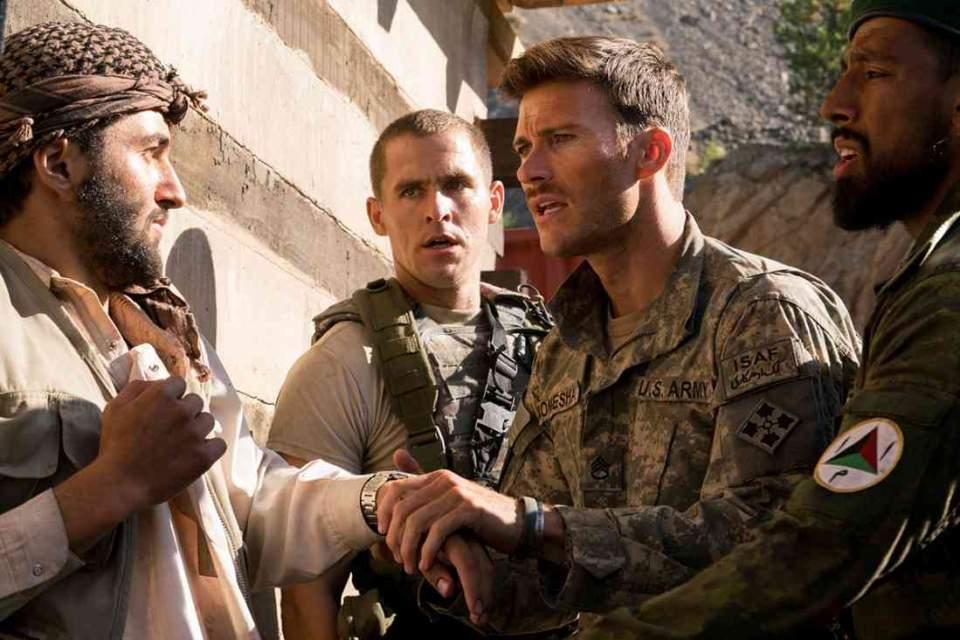 根據真實事件改編的阿富汗戰爭電影。50名美軍血戰400名塔利班 - 壹讀