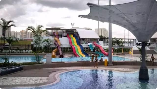 盤點新加坡4個水上樂園和20個大眾泳池們,只要1塊錢起 - 壹讀