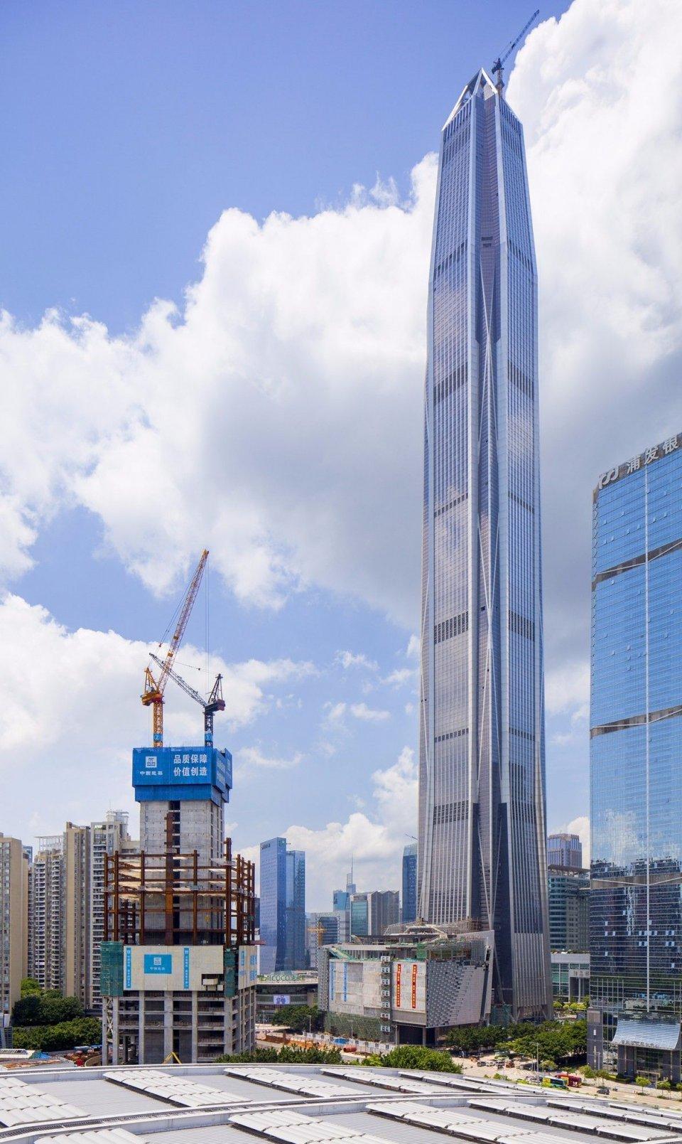 【AT】599m喚醒經典摩天樓記憶——深圳平安大廈竣工記 - 壹讀