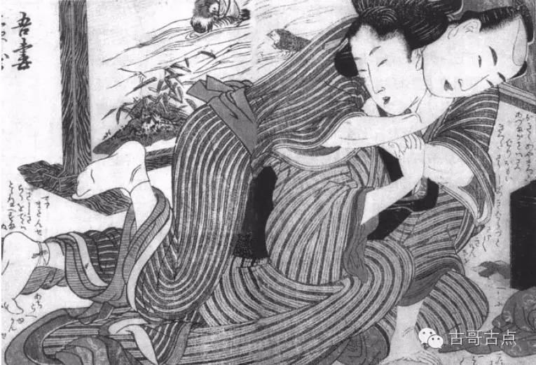 奇葩日本「夜這」文化:有組織的「偷雞摸狗」 - 壹讀