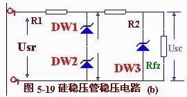 穩壓二極體的工作原理及應用電路 - 壹讀