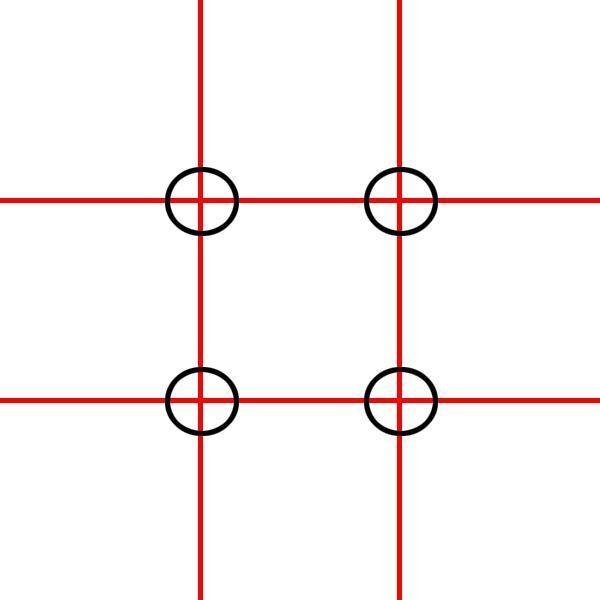 看完這11種九宮格構圖技法。你的攝影水平將更上層樓! - 壹讀