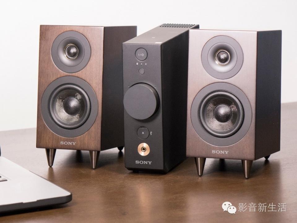 推薦   棲息在桌面的音樂小精靈:Sony(索尼)CAS-1迷你音響 - 壹讀