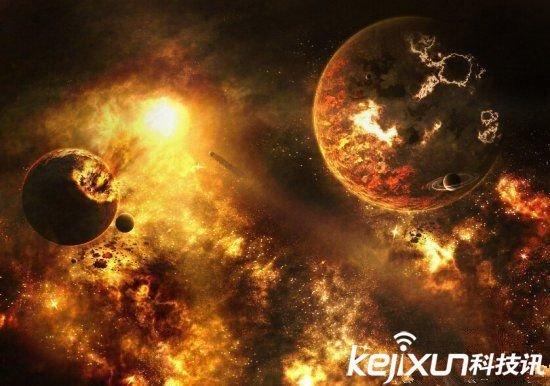 宇宙毀滅時間已定!地球會被太陽撕裂 - 壹讀
