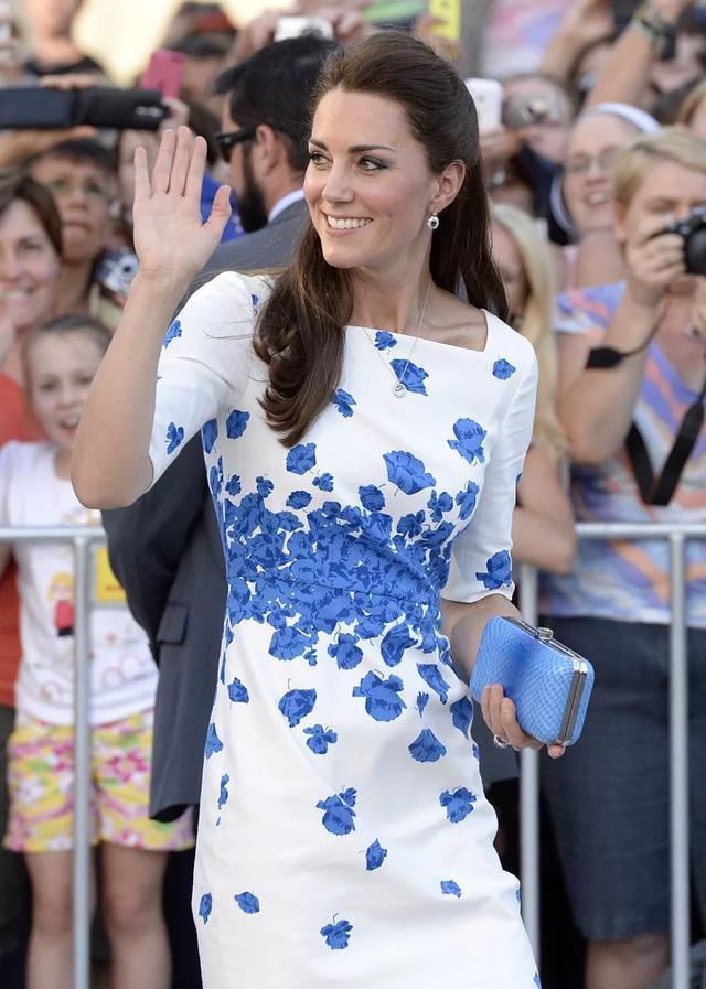 凱特王妃的包包多到數不清 有些親民款你也買得起 - 壹讀
