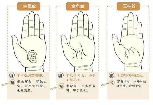 最全掌紋手相解析:帶圖一看就明白 - 壹讀
