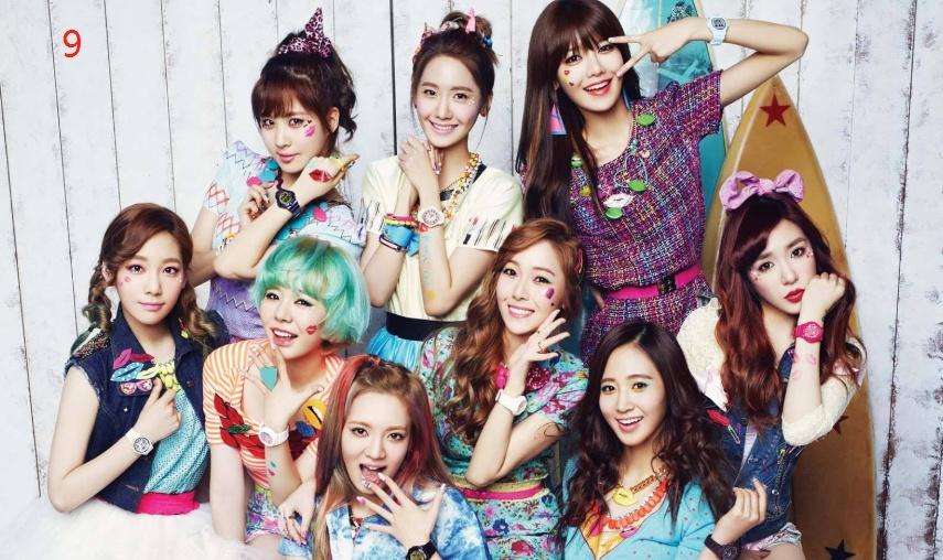 領導B站的南韓女團。少女時代不過如此。twice虛紅。她們是真剛! - 壹讀