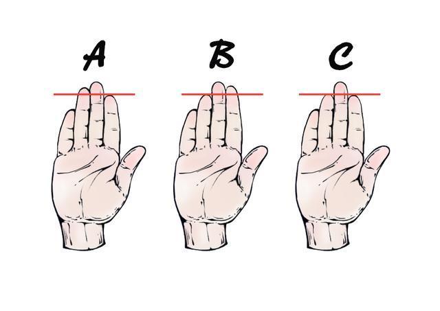 一位算命先生經驗:從手指長度看你是什麼命格! - 壹讀