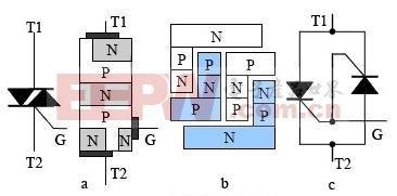 雙向可控矽原理圖 - 壹讀