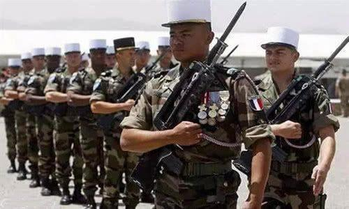戰力堪比美國陸戰隊的「外籍兵團」:以作戰兇狠聞名 - 壹讀