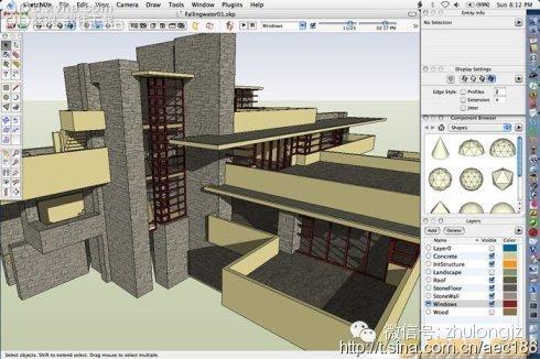 建築設計主要軟體工具一覽 - 壹讀