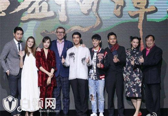 電影古劍奇譚之流月昭明曝光演員陣容 王力宏宋茜領銜主演 - 壹讀