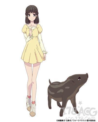 動畫「水果籃子」公開草摩樂羅,潘惠美,櫻井孝宏,數碼寶貝推新活久見 | 陸劇吧