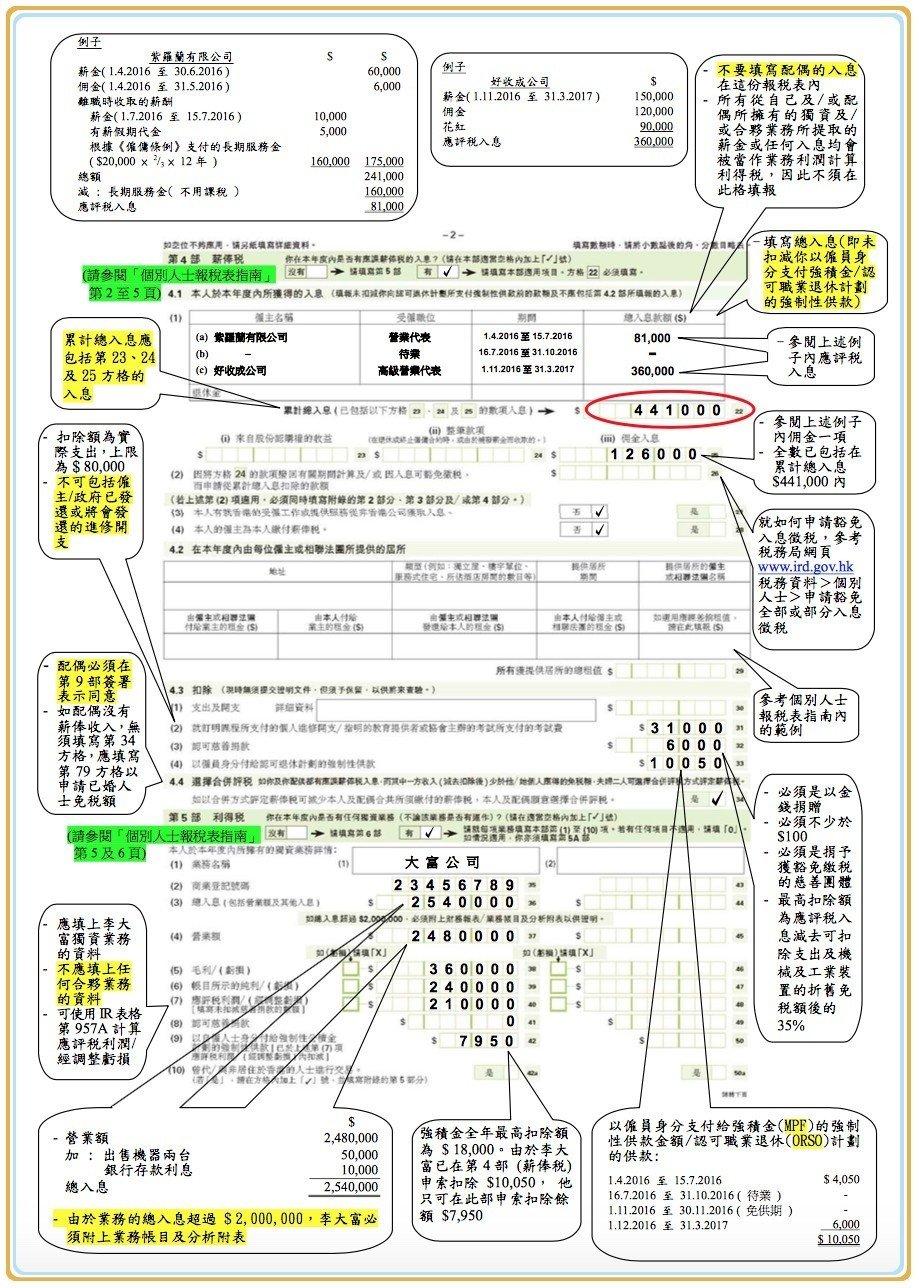 最新香港個人所得稅報稅攻略!你不得不收藏 - 壹讀