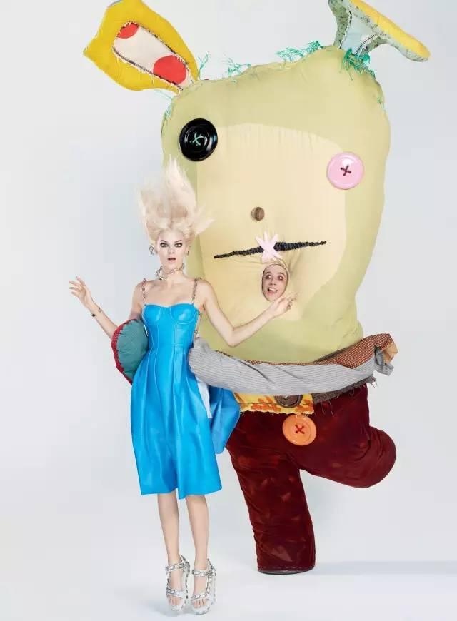 1部電影準備了200套服裝 《愛麗絲夢遊仙境》其實是部時尚大片吧? - 壹讀