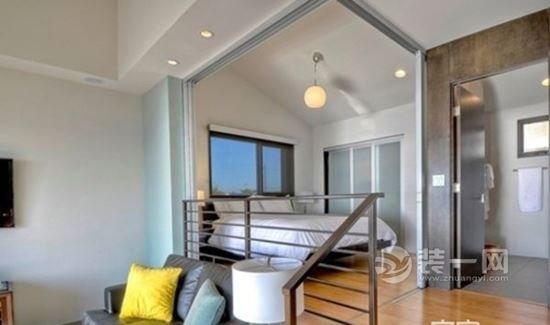 簡約溫馨收納六安家裝設計 實用暖心小臥室 - 壹讀