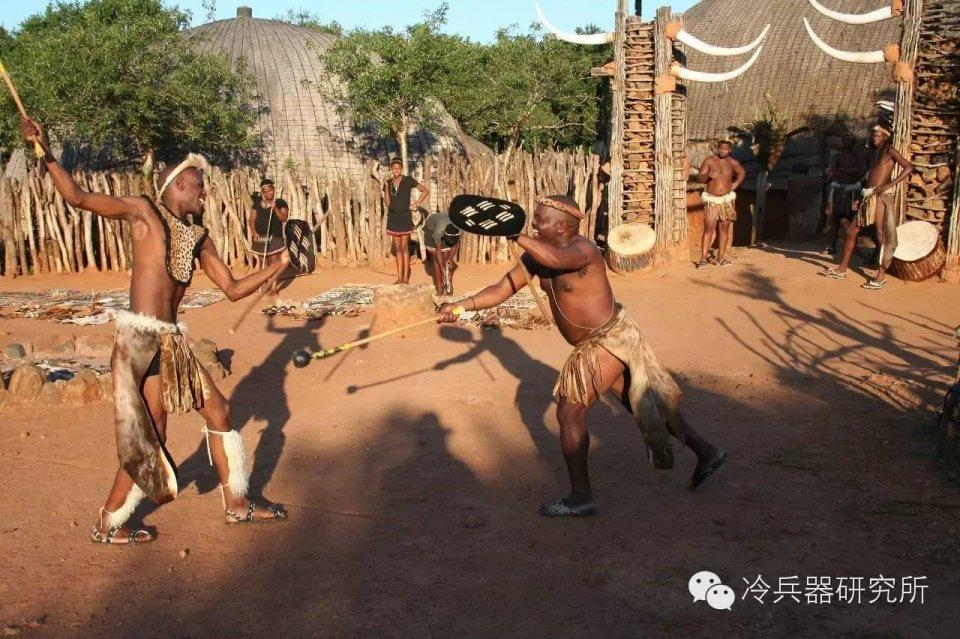 來自非洲的棍棒格鬥術—南非祖魯棍 - 壹讀