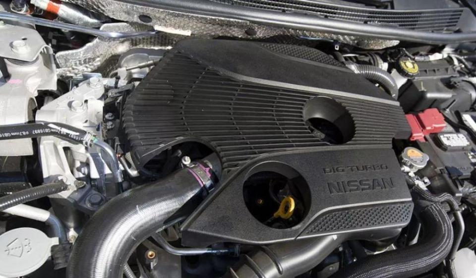 日產汽車公布1.0L渦輪增壓引擎。最大馬力115Hp! - 壹讀