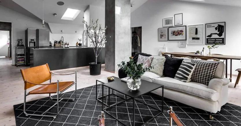 unire salone e cucina lopen space non passa di moda il - Cucina Open Space