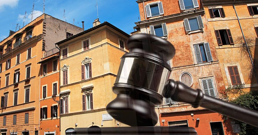 Case allasta procedure diminuite del 41 in un anno Il