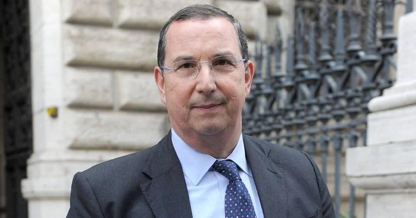 Giuseppe Castagna, amministratore delegato di Banco Bpm (Fotogramma)