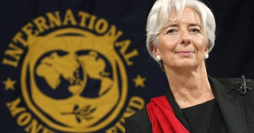 Image result for Dr IMF's Christine Lagarde