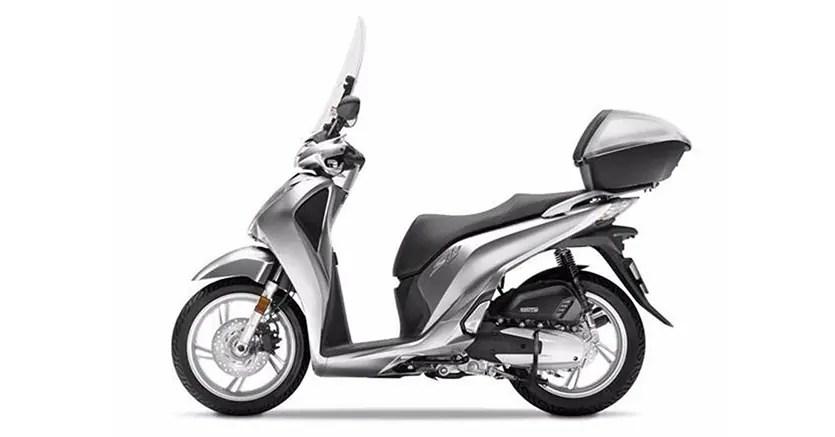 Scooter e moto 125 cc / Honda SH125 ABS