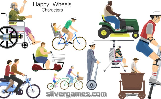 Happy Wheels Play Happy Wheels Game Online