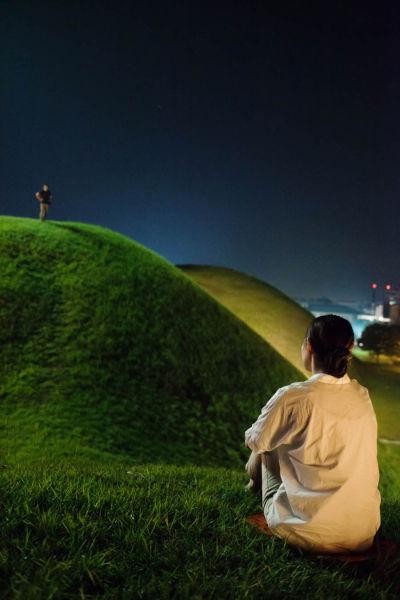 《慶州》劇照 樸海日申敏兒演繹唯美愛情|樸海日|申敏兒|慶州_新浪娛樂_新浪網